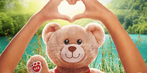 Build-a-Bear Furry Friends Only $10 and $5 Outfits