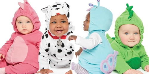 JCPenney: HOT Savings on Carter's = Baby Costumes ONLY $14.99 Shipped (Regularly $40)
