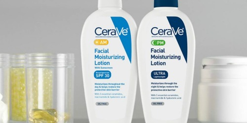 CeraVe Facial Moisturizing Lotion SPF Only $9.43 Shipped on Amazon (Regularly $19)