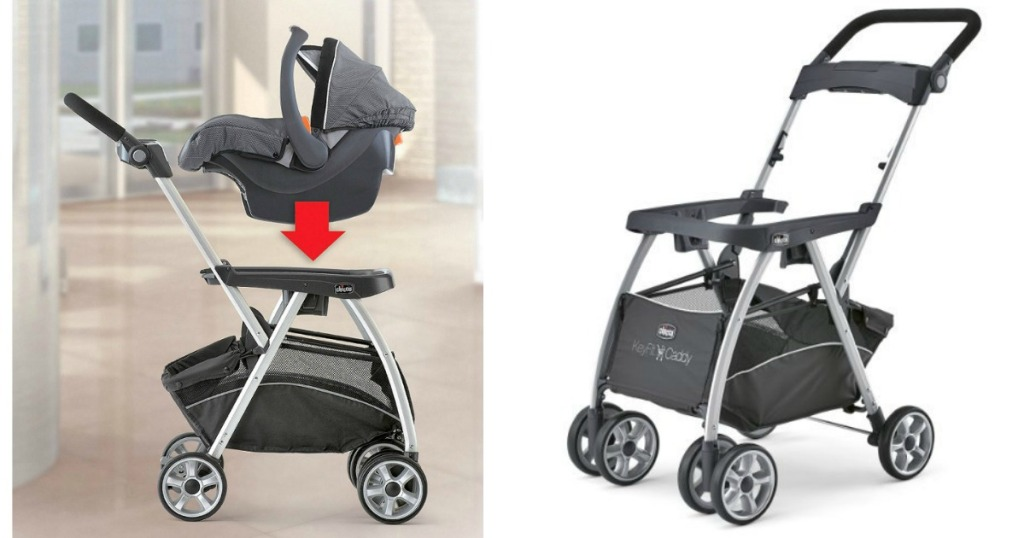 Head On Over To BabiesRUs Where You Can Snag This Chicco KeyFit Caddy Infant Car Seat Carrier Stroller For Just 5949 Shipped Regularly 9999 Note