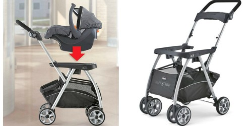 Chicco KeyFit Caddy Infant Car Seat Stroller Just $59.49 Shipped (Regularly $100)