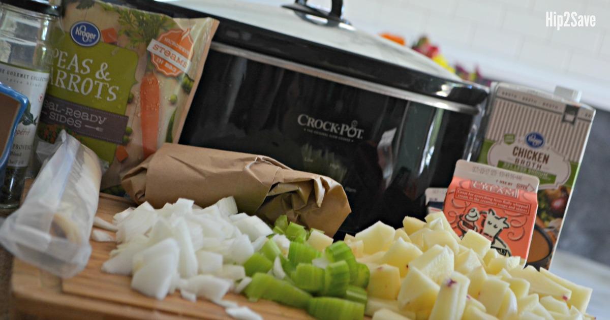 slow cooker soup recipe