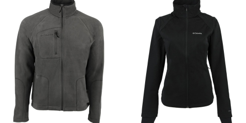 Men's Columbia Microfleece Jacket Only $45 Shipped (Regularly $80) & More