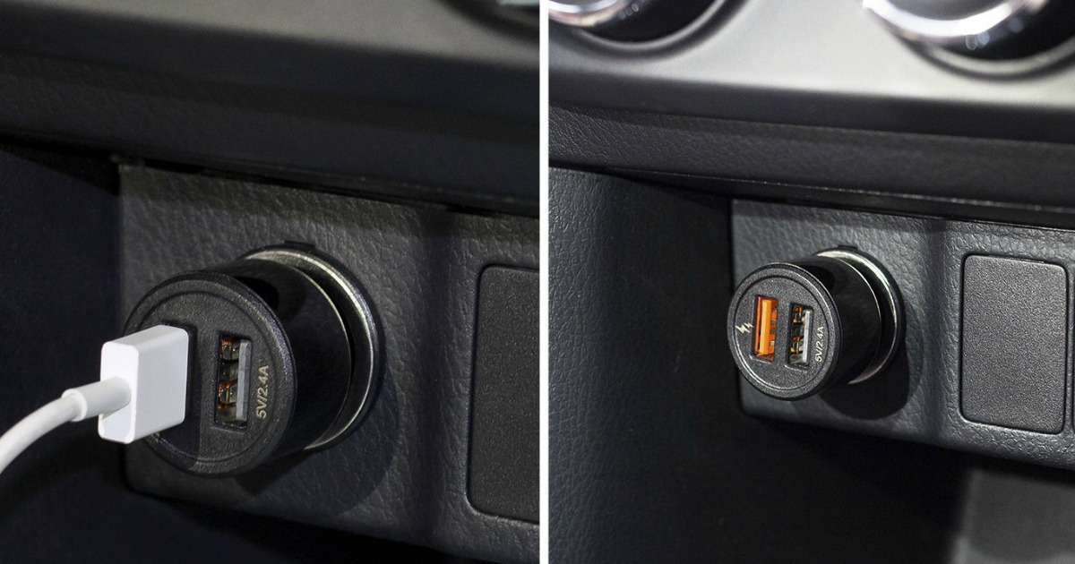 Amazon configear dual port usb car charger only - Can a usb 3 0 be used in a 2 0 port ...