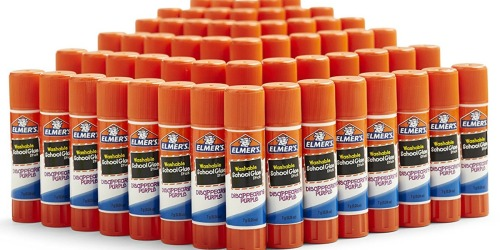 Elmer's Glue Sticks Only 13¢ Each Shipped on Amazon