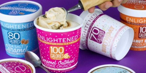 Free Pint of Enlightened Ice Cream Coupon