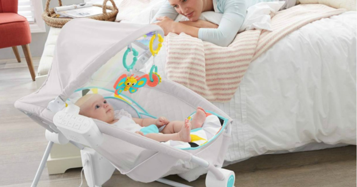 Fisher Price Premium Rock N Play Sleeper Only 47 40 Shipped