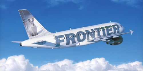 Frontier Airlines One Way Flights ONLY $20