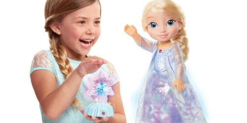 Kohl's Cardholders: Disney's Frozen Elsa Northern Lights Doll ONLY $9.79 Shipped & More