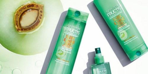 FREE Garnier Sleek & Shine Zero Hair Care Sample
