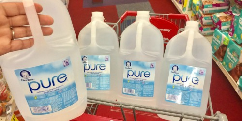 CVS: Gerber Pure Water Gallons Only 67¢ Each (Regularly $1.87)