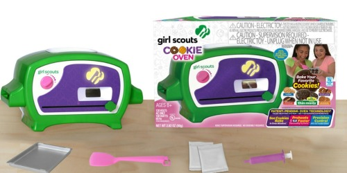 Kohl's Cardholders! Girl Scout Cookie Oven ONLY $12.59 Shipped