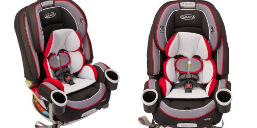 Graco 4Ever All-in-One Car Seat Only $186 Shipped (Regularly $219)