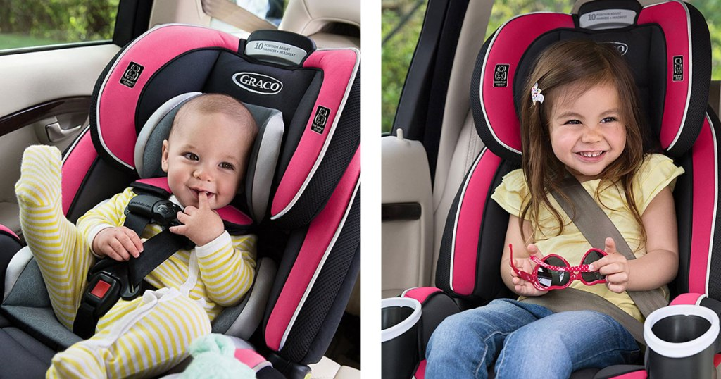 Amazon: Graco 4Ever Convertible Car Seat ONLY $190 Shipped (Fantastic Reviews) - Hip2Save
