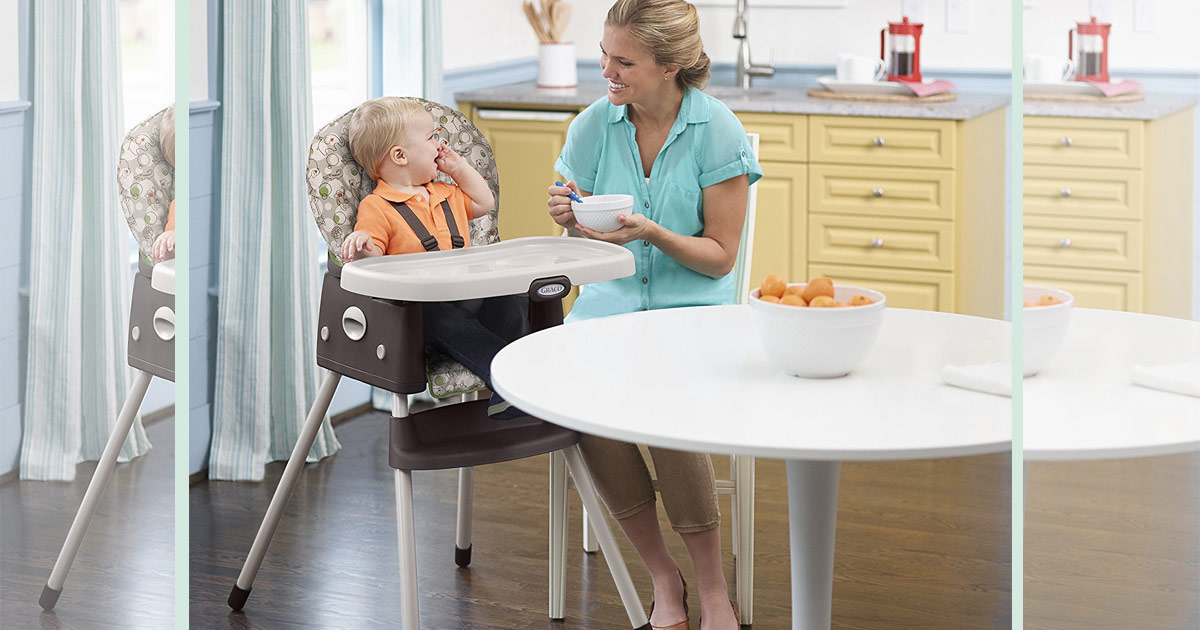 Graco Simple Switch Portable High Chair