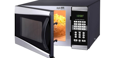 Jet.com: Hamilton Beach Microwave Oven Just $34.30 Shipped (Great for Dorm Rooms)