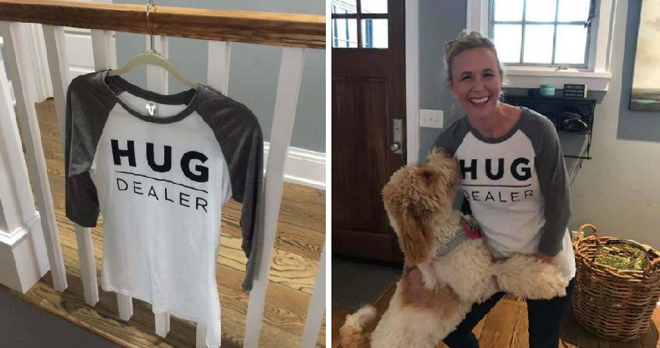 c16e17ce4b2789 ... can score this Hug Dealer Graphic Tee for just  16.95 when you use the  promo code HIPHUG2 at checkout. Plus