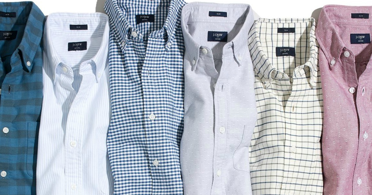 J. Crew Factory shirts