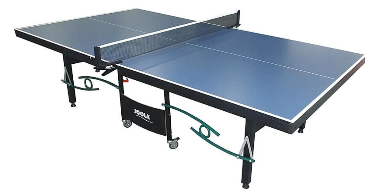 Excellent Sears Com Joola Table Tennis Tables As Low As 179 99 Home Remodeling Inspirations Propsscottssportslandcom