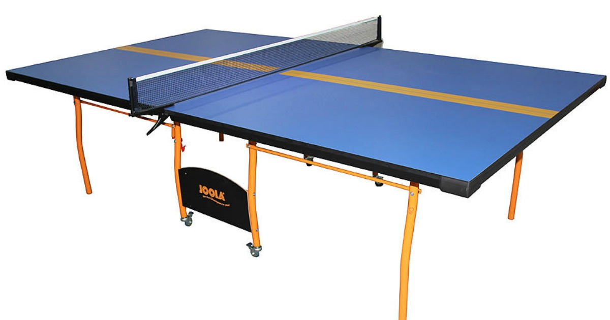 Awesome Sears Com Joola Table Tennis Tables As Low As 179 99 Home Remodeling Inspirations Propsscottssportslandcom