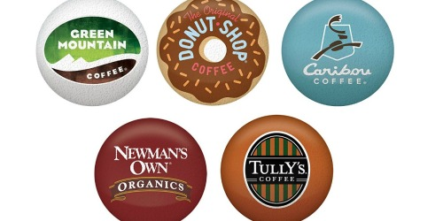 Amazon: Coffee Lover's 72-Count K-Cup Variety Pack Only $27 Shipped (Just 38¢ Per K-Cup)