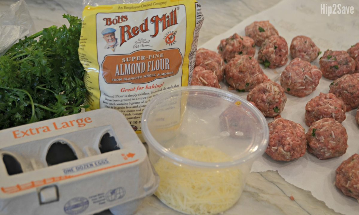 low carb meatball recipe
