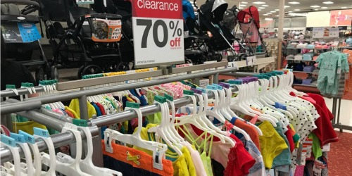 WHOA! Up to 70% Off Kids and Baby Summer Apparel at Target