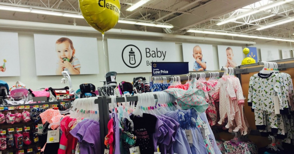 Walmart Clearance Finds Kids And Baby Summer Apparel Only