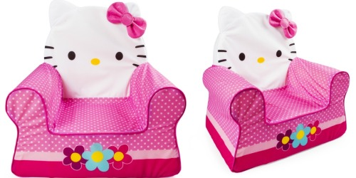 Walmart.com: Hello Kitty Children's Chair Only $20.10 (Regularly $34.99)