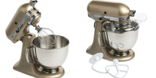 KitchenAid 5 qt. Stand Mixer Only $199 Shipped