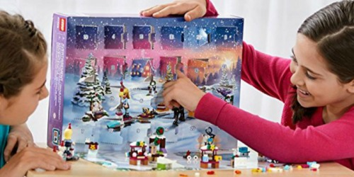 2017 LEGO Advent Calendars are HERE