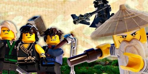 ToysRus Event: Free LEGO Ninjago Kit  + More (September 23rd)