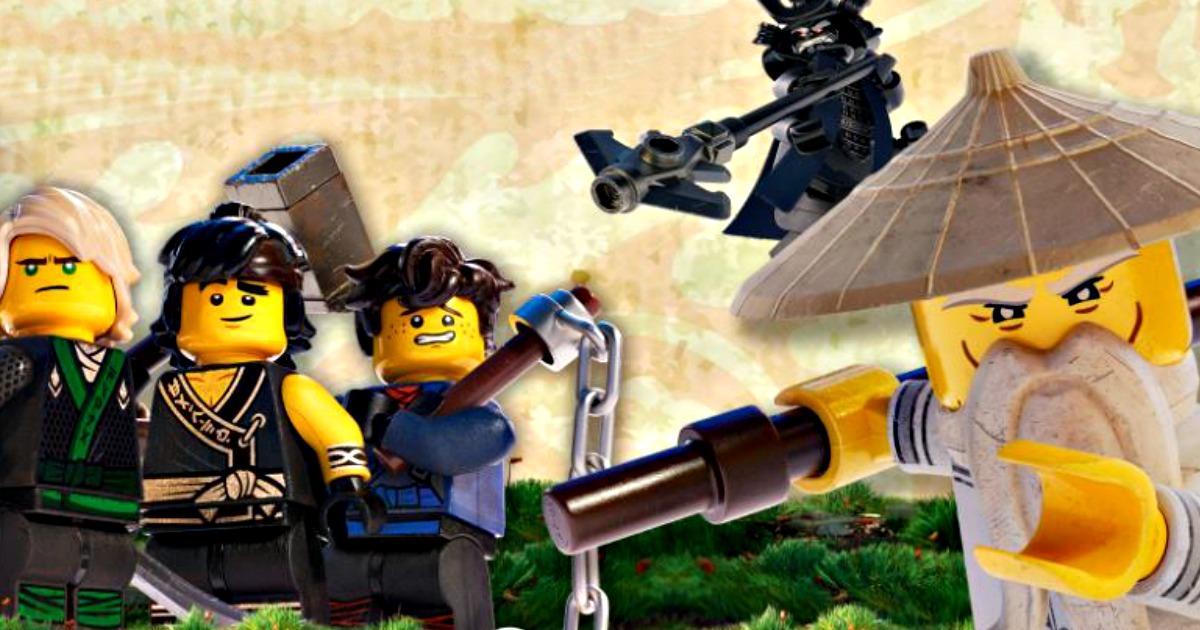 Toysrus Event Free Lego Ninjago Kit More September 23rd Hip2save
