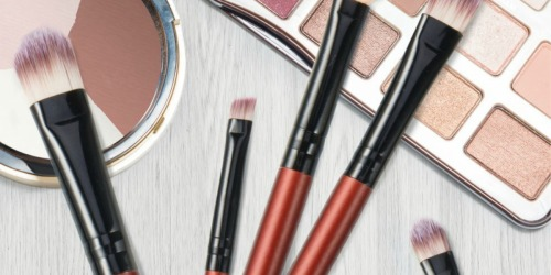 Amazon: Anjou Makeup Brushes 24-Piece Set ONLY $7.99