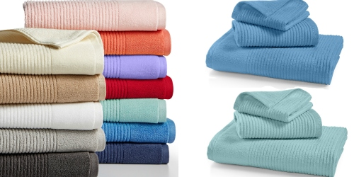 Macy's: Martha Stewart Quick Dry Bath Towels ONLY $5.99 (Regularly $16) + More