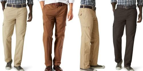 Kohl's Cardholders: Over 70% Off Men's Dockers Cargo Pants