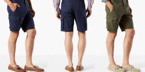 Dockers Men's Cargo Shorts $10.48 Shipped (Regularly $58) & More