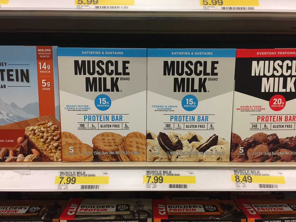 Print NOW! High Value $2/1 Muscle Milk Coupon = 5-Count