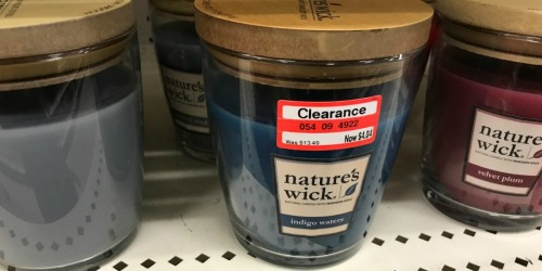 Target Clearance Finds: 50% to 70% Off Candles, Crayola & MORE