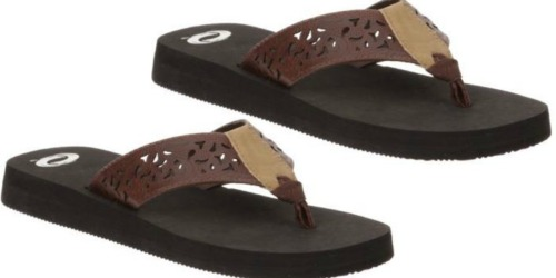 O'Rageous Women's Sandals Only $2.98 Shipped