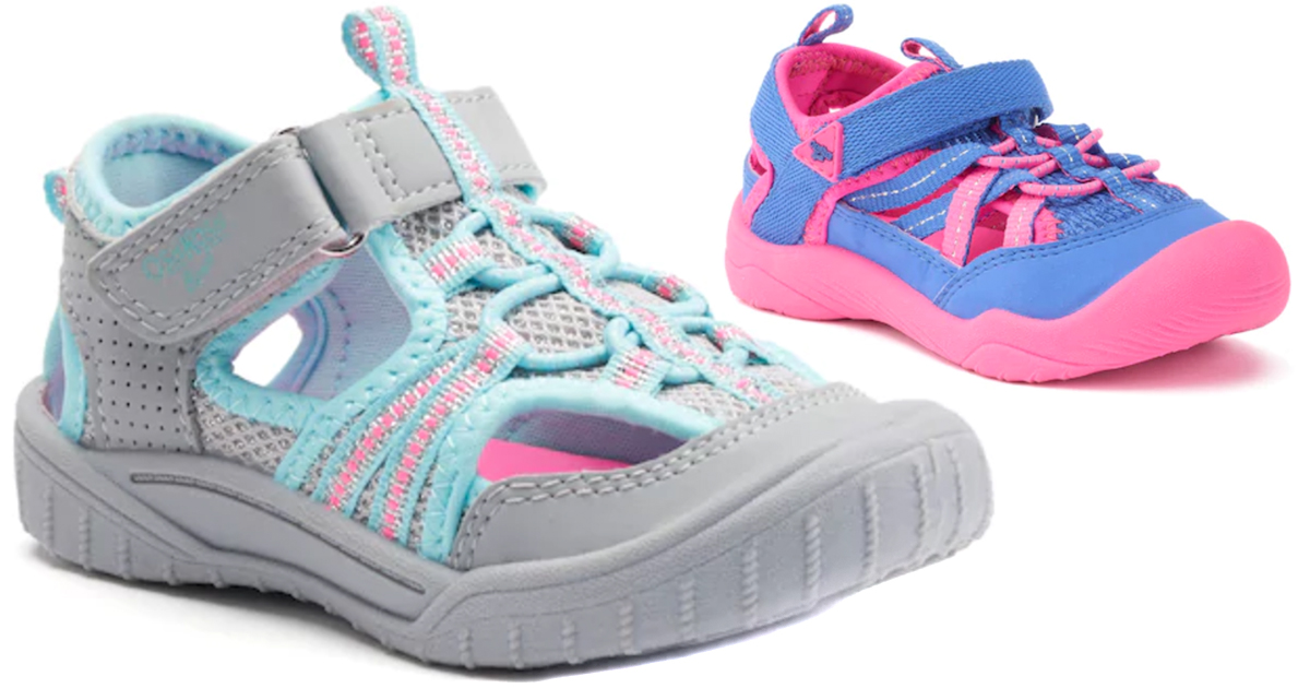 Kohl's Cardholders: Over 70% Off Kids Shoes + Free Shipping