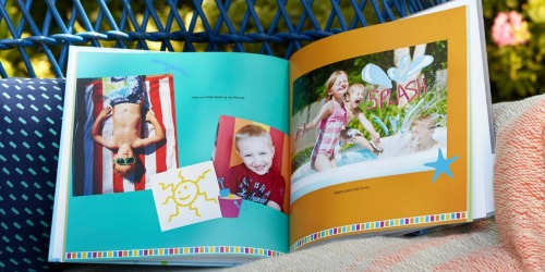 FREE Shutterfly Photo Book for Select Kellogg's Family Rewards Members (Check Inbox)