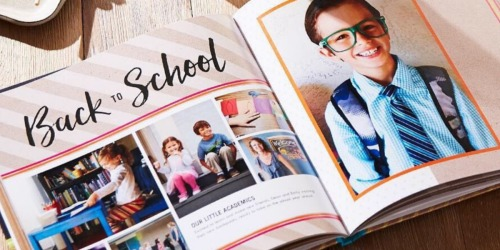 Personalized 8″ x 8″ Shutterfly Photo Book Only $7.99 Shipped (Regularly $30)