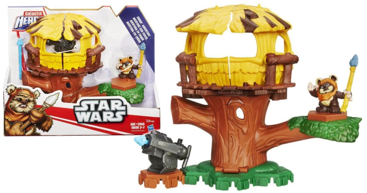 Hasbro Star Wars Set Only 1 69 Shipped Regularly 7 99