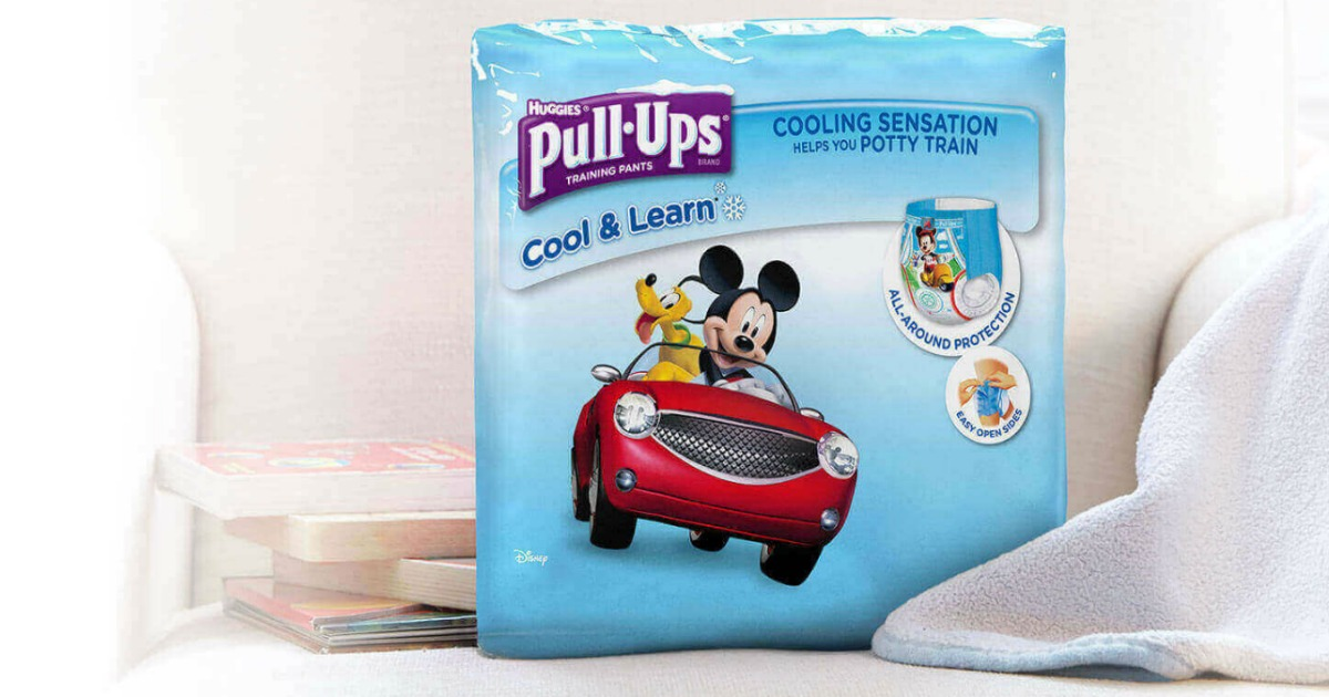 image relating to Printable Coupon $3 Off Pull Ups identified as Concentrate: Pull-Ups Jumbo Packs Just $2.99 Each individual As soon as Ibotta