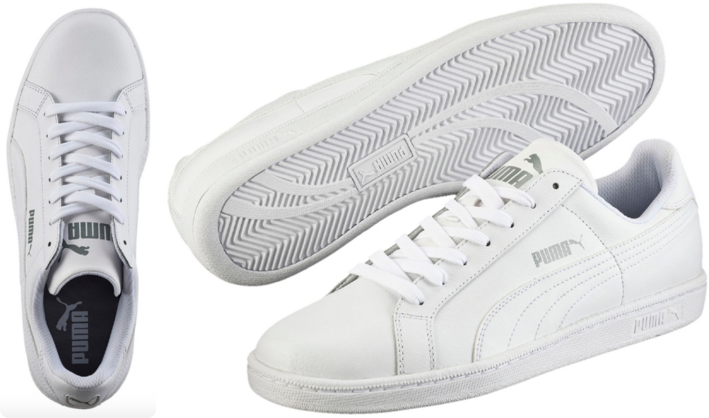 dbd7316adbe1 Smash Leather Men s Sneakers  39.99 (reg.  60) ONLY  23.99 shipped w  code  LABORDAYH2S