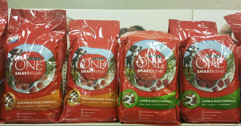 4 New Purina One Dog Cat Food Coupons Hip2save