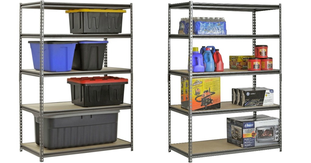 de159299a23 Home Depot  Muscle Rack Steel Shelving Unit Only  46 Delivered   More
