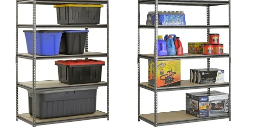 Home Depot: Muscle Rack Steel Shelving Unit Only $46 Delivered & More