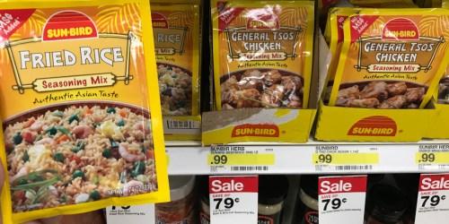 Target: Sunbird Asian Seasoning Packets Just 47¢